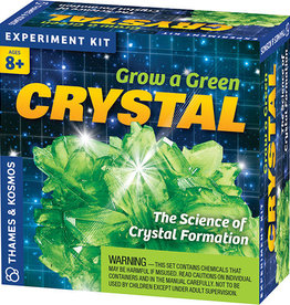 Impulse Science Grow a Green Crystal