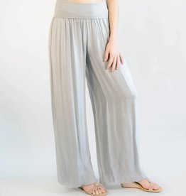 Cobblestone Living Celine Pants Grey