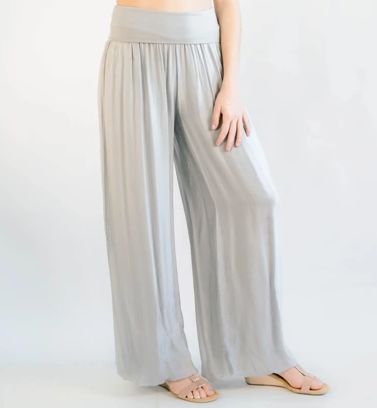 Cobblestone Living Celine Pants Grey