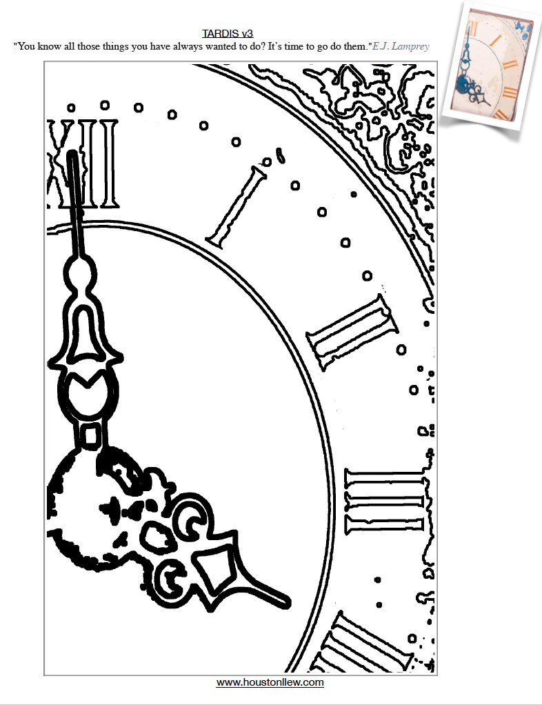 Free Spiritile Coloring Pages