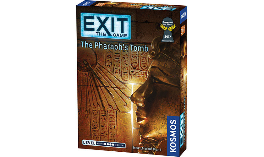 EXIT: The Game EXIT Game: Pharaoh's Tomb