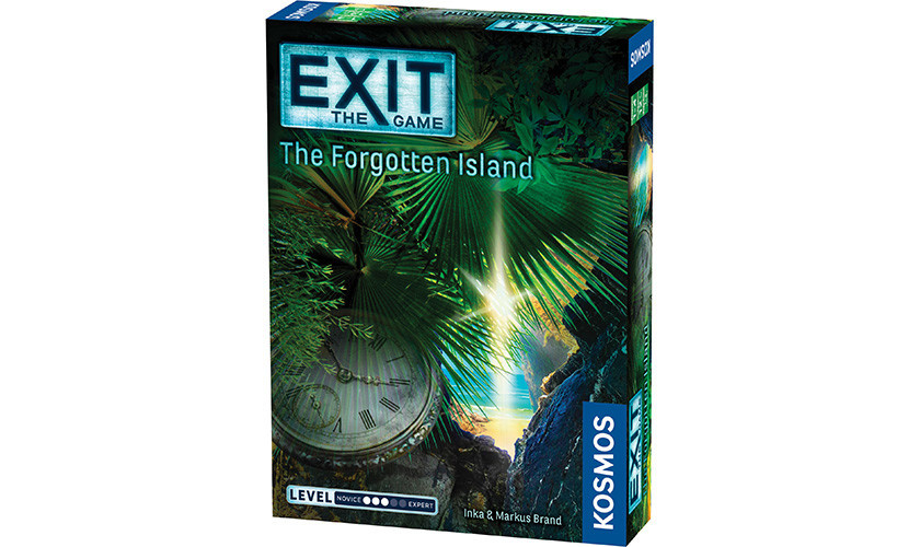 EXIT: The Game EXIT Game: Forgotten Island