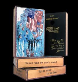 Houston Llew Houston Llew Spiritile: 251 American Heroes