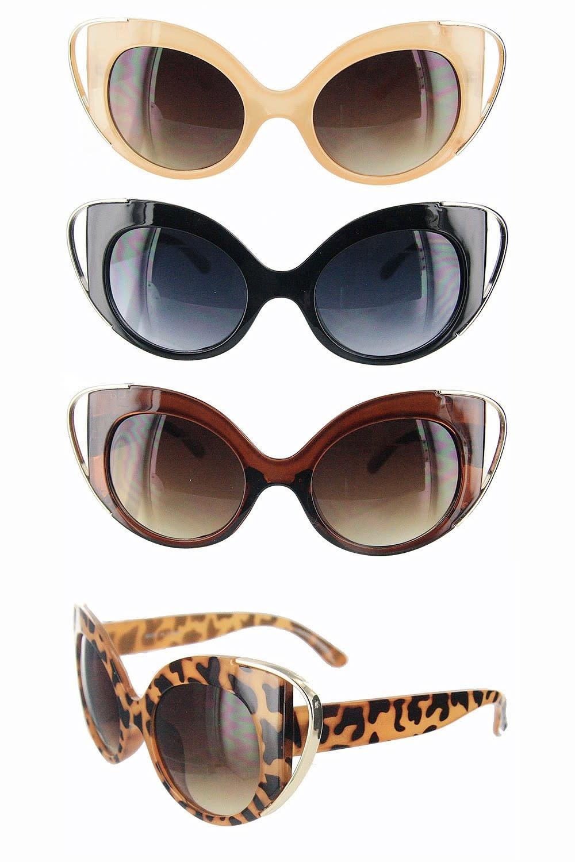 Fleurish Home Cat Eye Sunglasses (various colors)