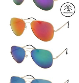 Fleurish Home Aviator Sunglasses (various colors)