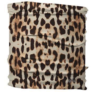 Karma Medium / Half Headband Leopard