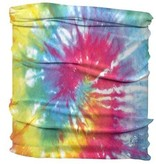 Karma Medium / Half Headband Multi Color Tie Dye