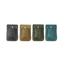 Fleurish Home Color Terra-cotta Wall Pocket: Choice of 4 Colors (LG 8x5.5)