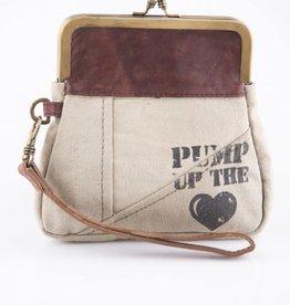 Mona B Pump Up Wallet/ Wristlet