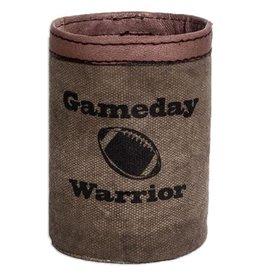 Mona B Gameday Warrior Can Koozie (Football)