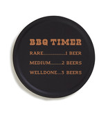 Mona B BBQ Timer Coasters Set of 4 *last chance