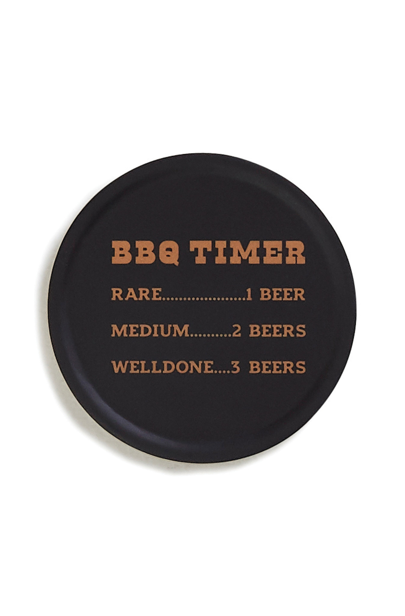 Mona B BBQ Timer Coasters Set of 4