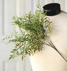 "Fleurish Home Smilax Bush | Green | 21"""