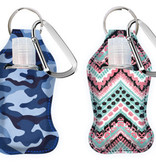 Fleurish Home HAND SANITIZER W/HOLDER (Choice of 8 Designs)