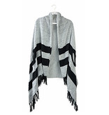 Fleurish Home ALPINE WRAP SWEATER (choice of 4 styles)
