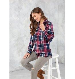 Mudpie Cade Buttondown Shirt