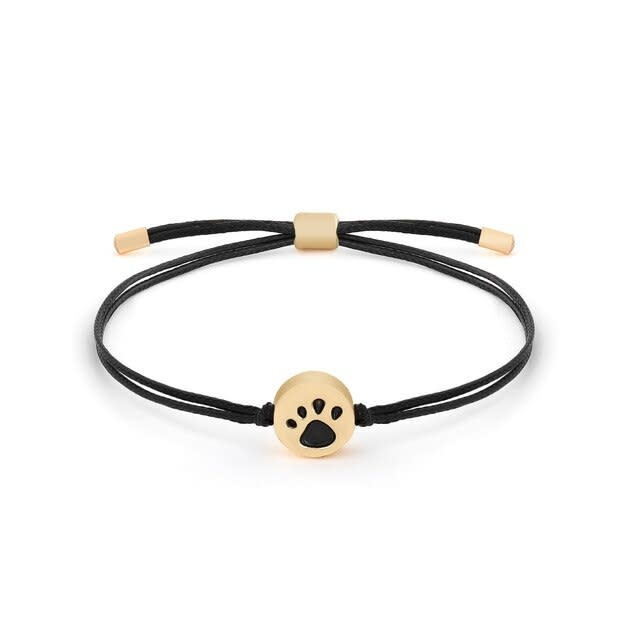 Fleurish Home Loving Memories Pet Bracelet - Gold