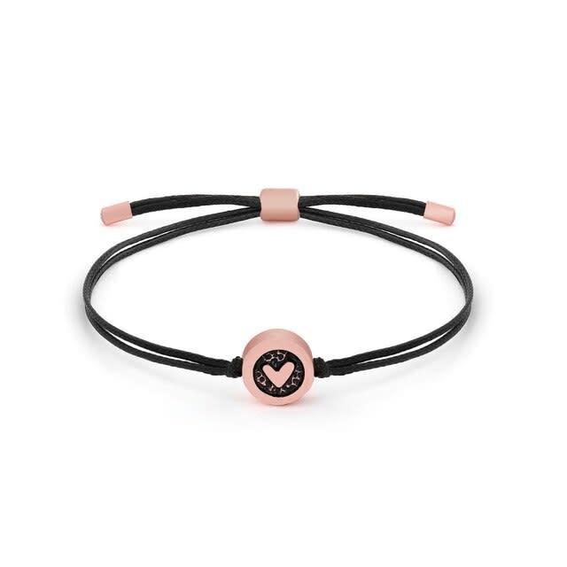 Fleurish Home Loving Memories Pet Bracelet - Rose Gold