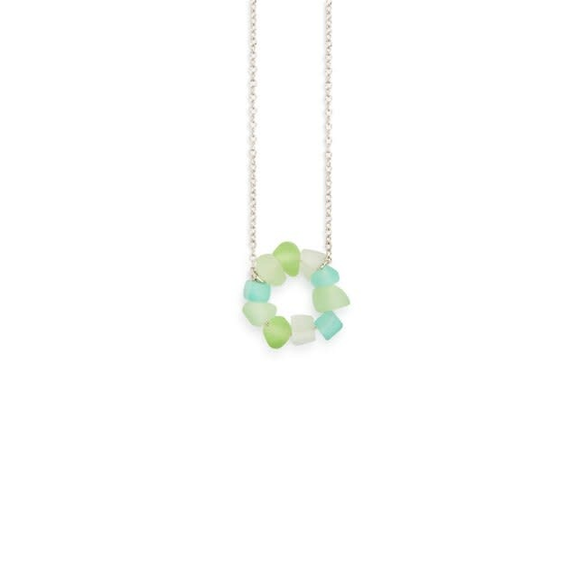 Sharon Nowlan Necklace - Circle of Friendship (surrounded in love)