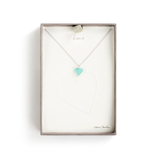 Sharon Nowlan Necklace - Love