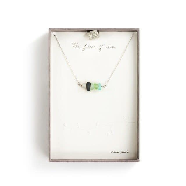 Sharon Nowlan Necklace - The Five of Us