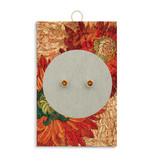 Fleurish Home Simply Birthstone Earrings - November