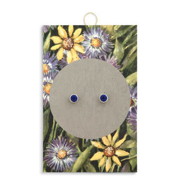 Fleurish Home Simply Birthstone Earrings - September