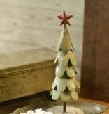 Fleurish Home Small Evertree w/ Star (12 inch)