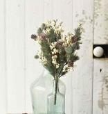 "Fleurish Home 15"" All Spruced Up Bush   Cream"