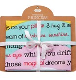 Mudpie A PRINCESS DREAMS PILLOW CASE