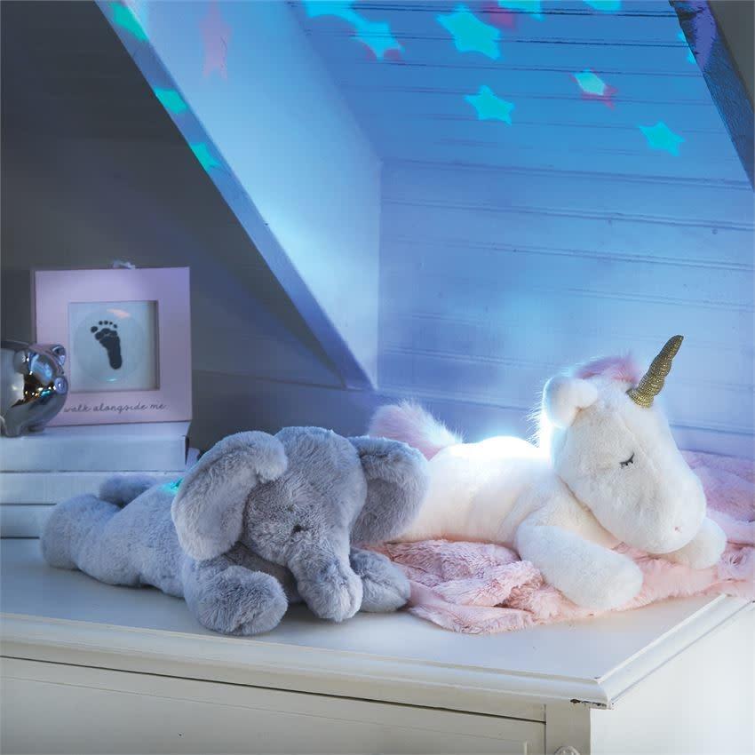 Mudpie LIGHT UP PLUSH ELEPHANT