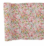 Mudpie FALL FLORAL MUSLIN SWADDLE