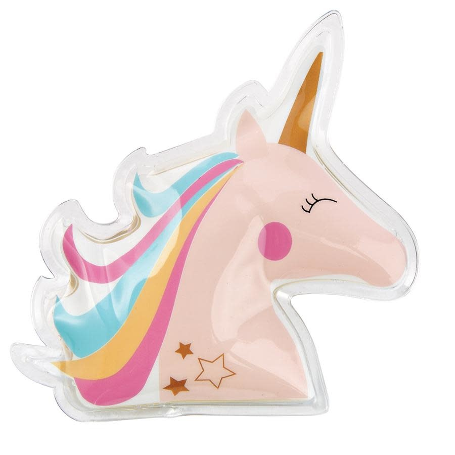 Mudpie UNICORN HEAD OUCH POUCH
