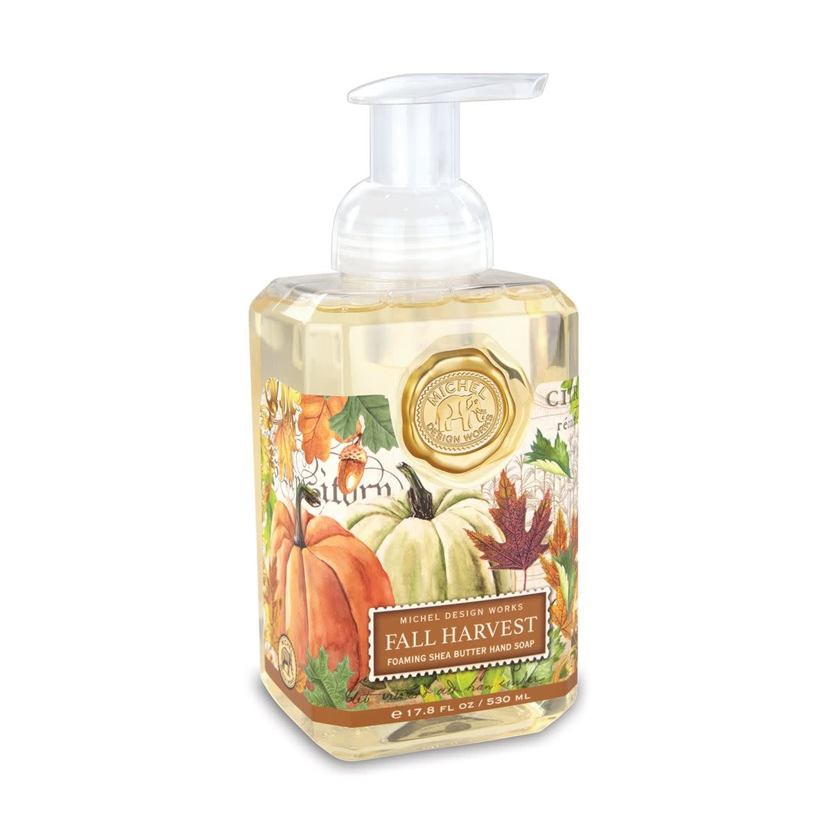 Michel Design Works Fall Harvest Foamer Soap