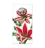 Michel Design Works Merry Christmas Pocket Tissues