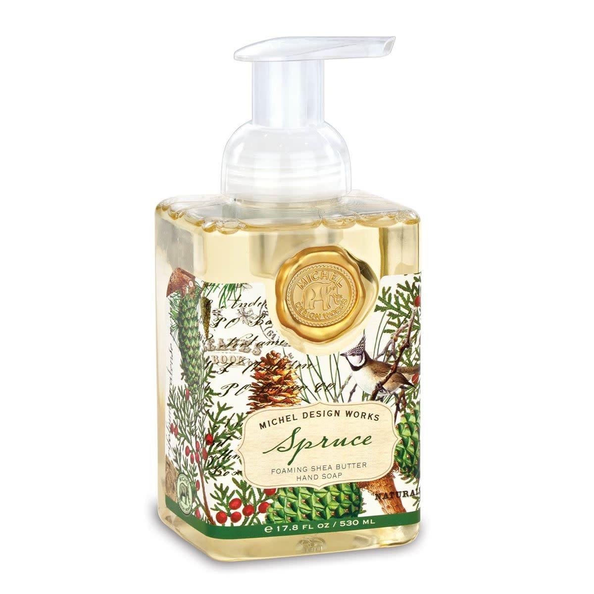 Michel Design Works Spruce Foamer Soap