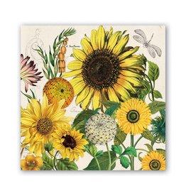 Michel Design Works Sunflower Cocktail Napkin
