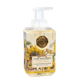 Michel Design Works Sunflower Foamer Soap