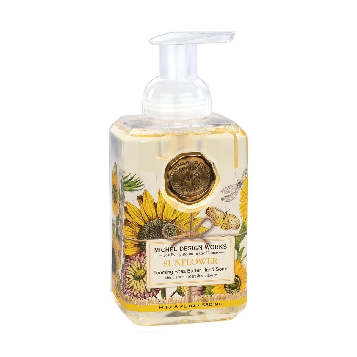 Michel Design Works Sunflower Foamer Soap