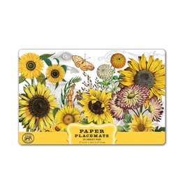 Michel Design Works Sunflower Placemats