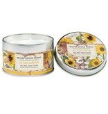 Michel Design Works Sunflower Travel Candle