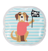 Mudpie PIRATE SHIP/PIRATE PUPPY OUCH POUCH