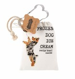 Mudpie ICE CREAM PET TOWEL CUTTER SET