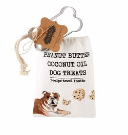 Mudpie PEANUT PET TOWEL CUTTER SET