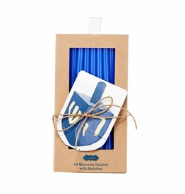 Mudpie DREIDEL CANDLES AND MATCHES *last chance