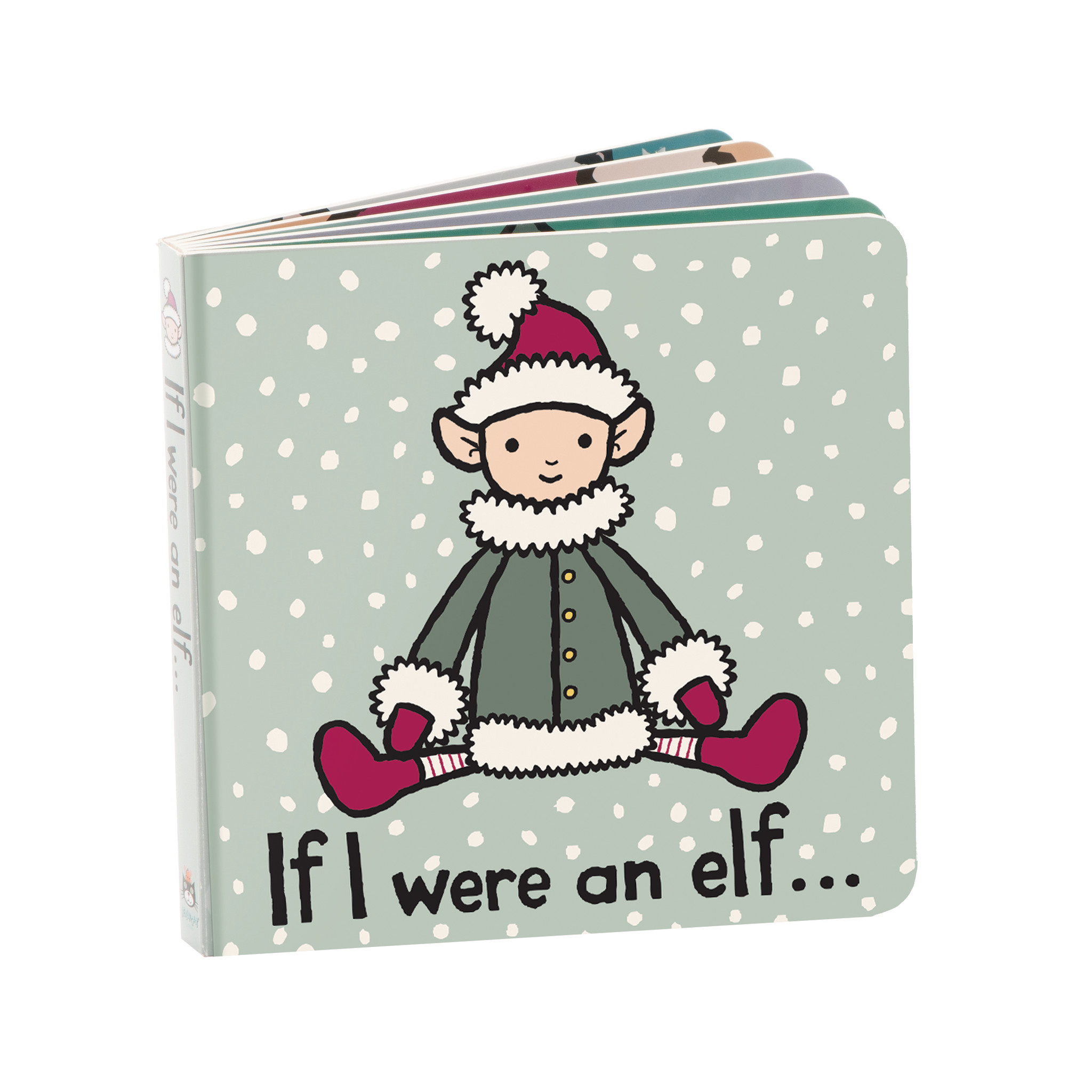 Jellycat If I were an Elf