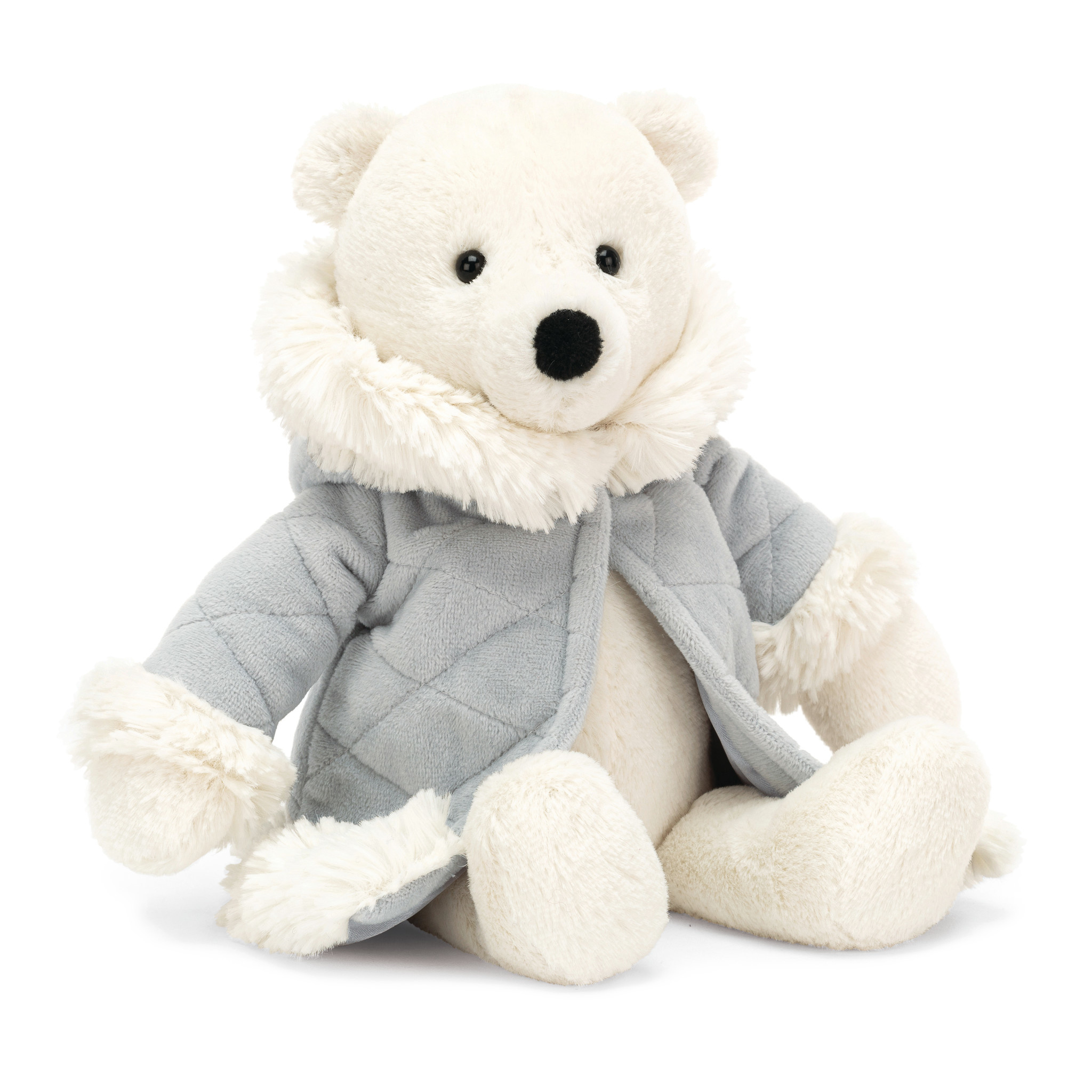 Jellycat Parkie Polar Bear