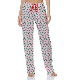 Hello Mello Holly Berry Holiday Lounge Pants