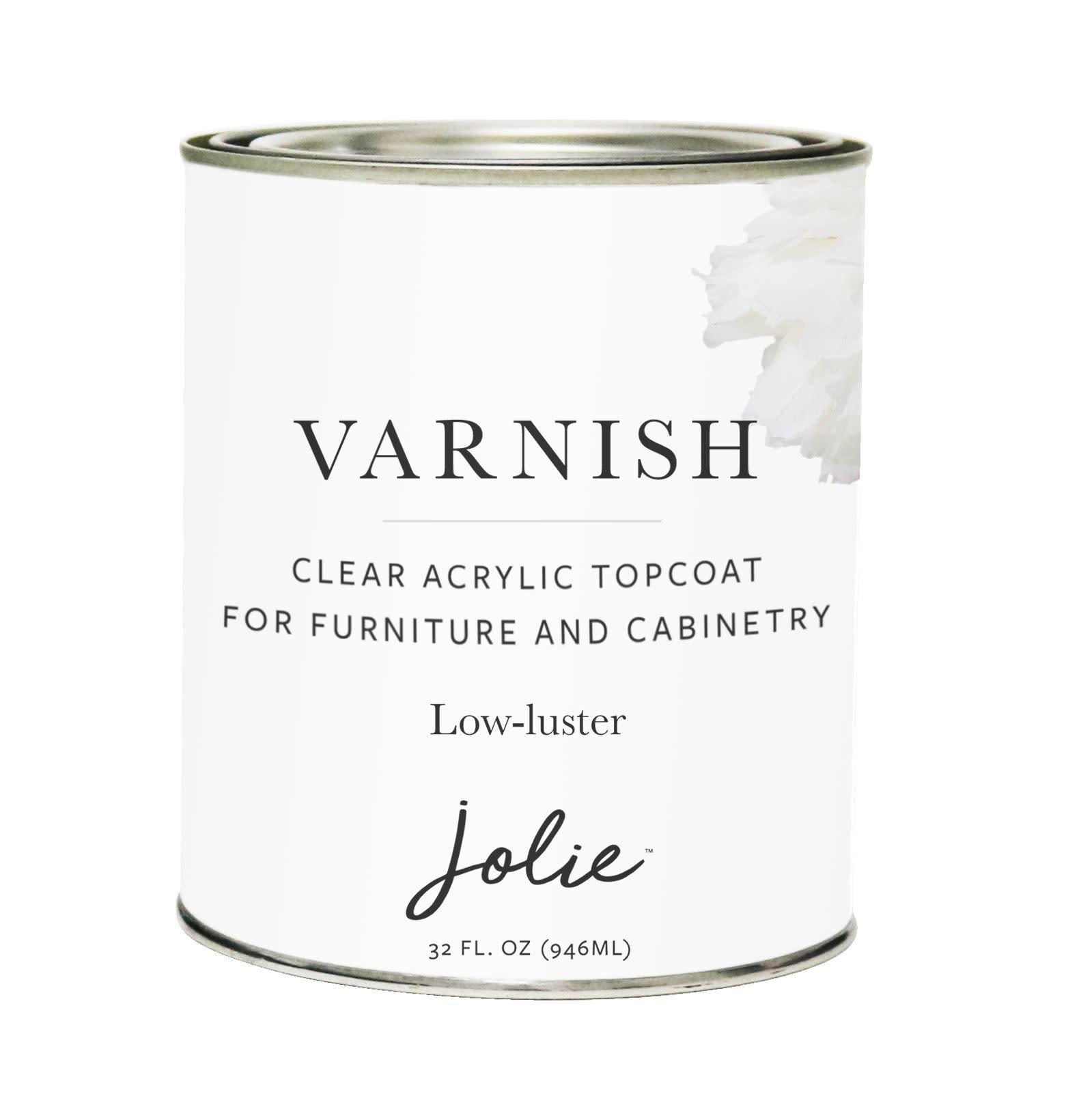 Jolie Home Low Luster Jolie Varnish Quart (32oz)