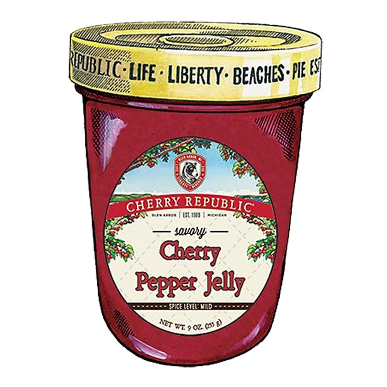 Cherry Republic Cherry Republic Cherry Pepper Jelly 8.5oz
